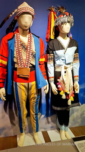 Taiwan Aboriginal clothing