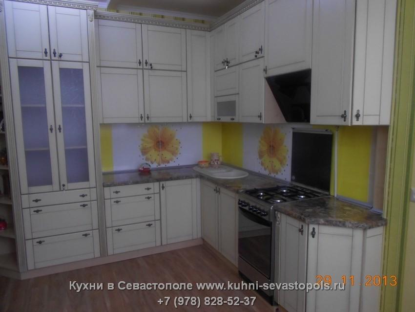 Кухни деревянные дизайн Севастополь