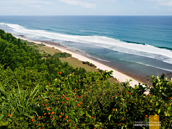 Beaches of Bali Nunggalan Nyang Nyang Beach