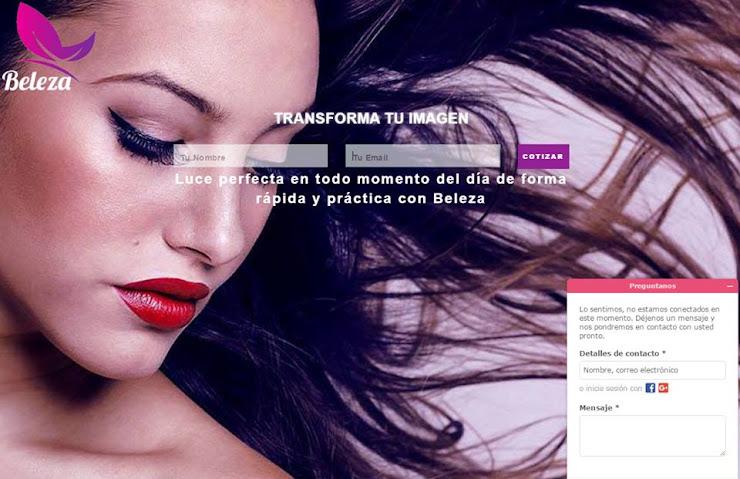 Beleza, una plataforma que busca reinventar la manera en que se prestan los servicios de belleza