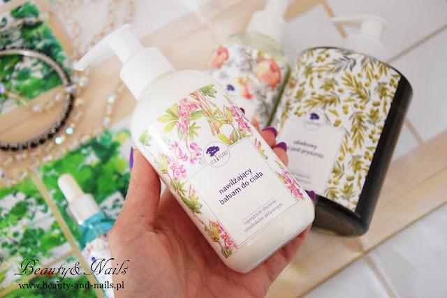 ECO PLANT - odżywka do włosów, balsam do ciała i żel pod prysznic.