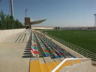 Resultado de imagem para estadio municipal aljustrel