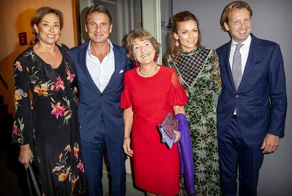 Princess Irene's birthday.  Princess Irene is the aunt of King Willem-Alexander