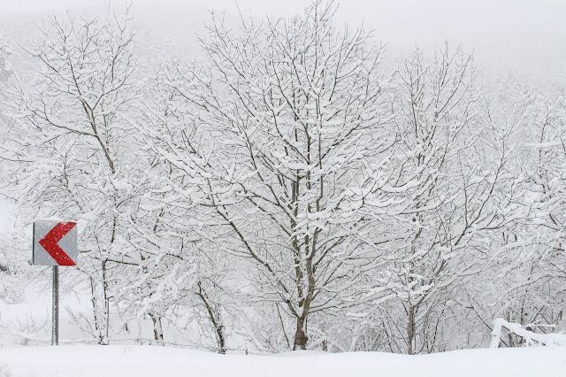 Bolu-Yolunda-Kar