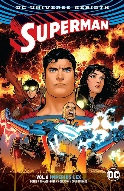 Superman Vol. 6 Imperius Lex