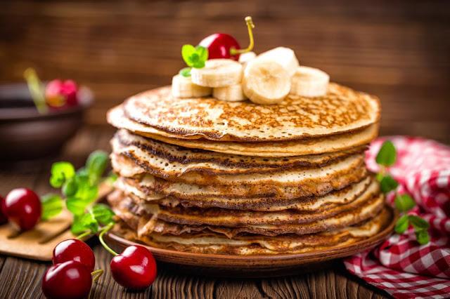 recette facile des pancakes