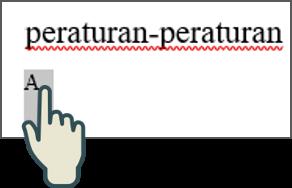 Menghapus Endnotes