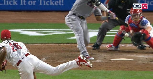 Iglesias ahora tiene 16 juegos salvados en la campaña, mientras los rumores de cambio aseguran que los Astros están muy interesados en el pinero