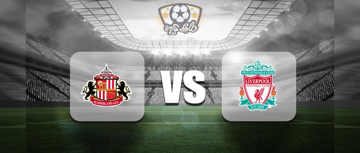 مباراة ليفربول وسندرلاند بث مباشر