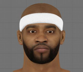 NBA 2K13 Vince Carter Cyberface Mod