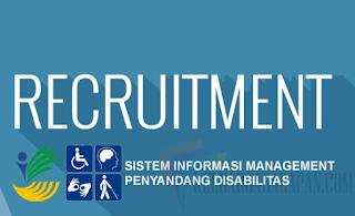 Rekrutmen Pendamping Penyandang Disabilitas Kemensos RI