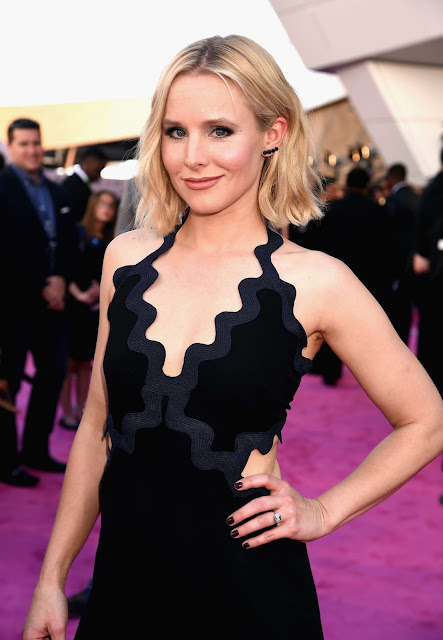 Actress, Singer, @ Kristen Bell - 2016 Billboard Music Awards in Las Vegas