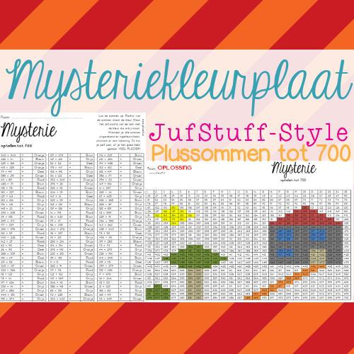 Mysterie Juf Stuff