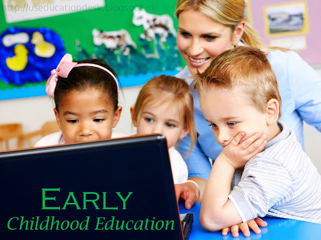 role as a professional in early childhood