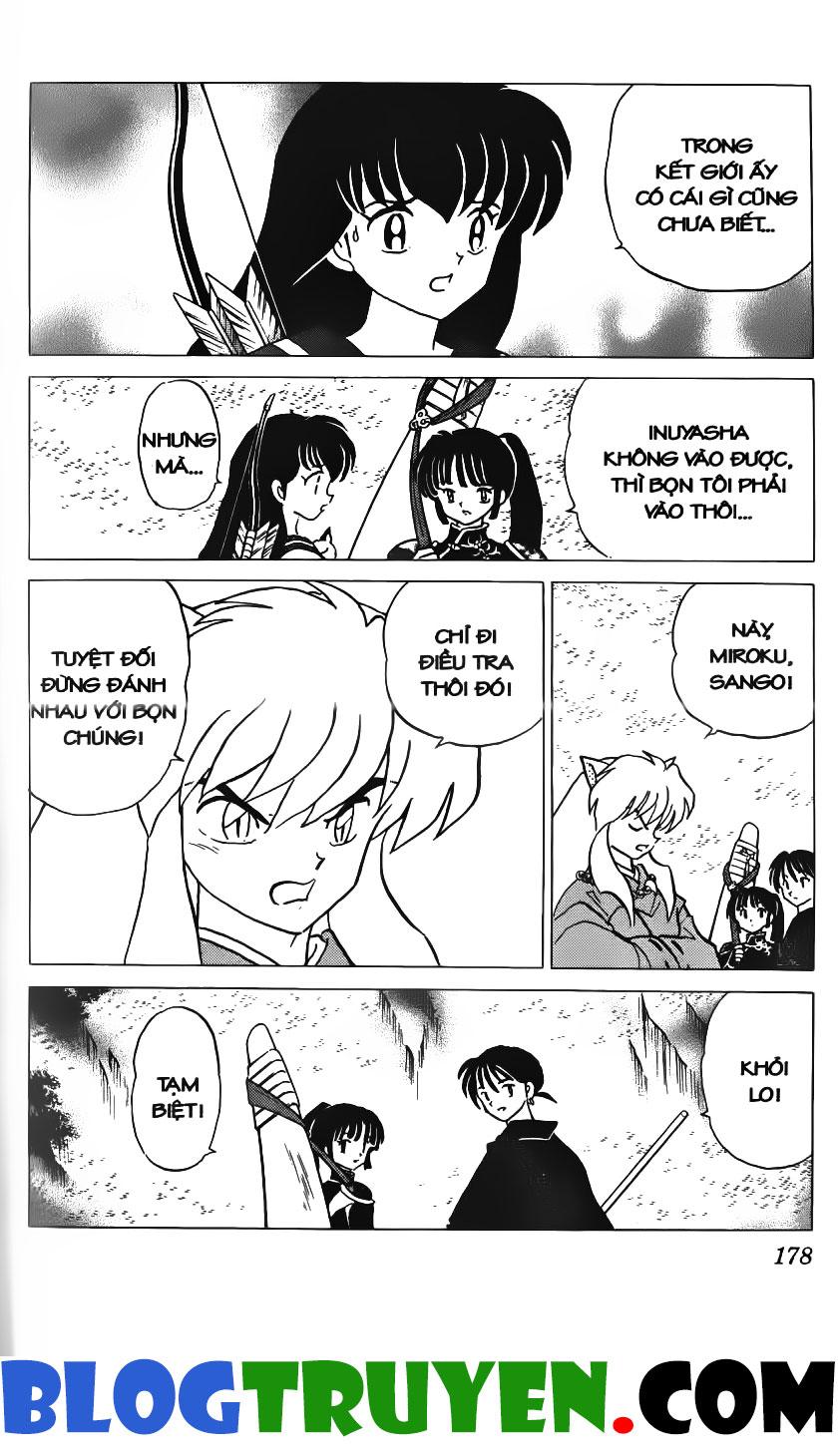 Inuyasha vol 26.10 trang 9