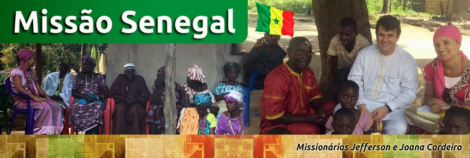 Missão Senegal Manjaque