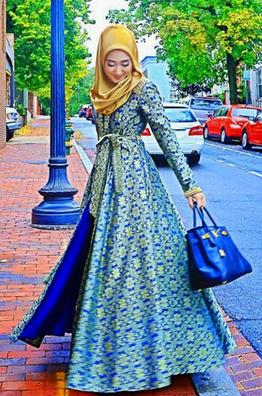 Model busana muslim Dian Pelangi