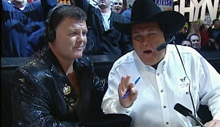 WWE / WWF No Way Out 2000 - Jim Ross and Jerry 'The King' Lawler called all the action