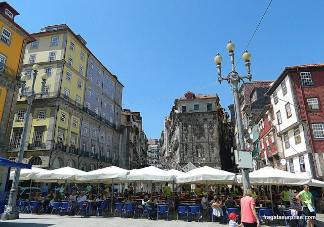 Restaurantes do Cais da Ribeira Porto, Portugal