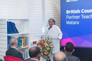 Hon. Minister Lakshman Yapa Abeywardana