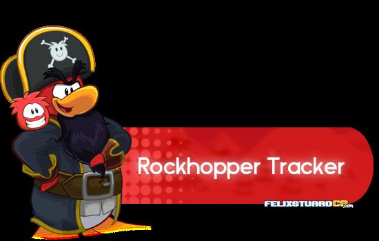 Rockhopper Tracker Noviembre 2014