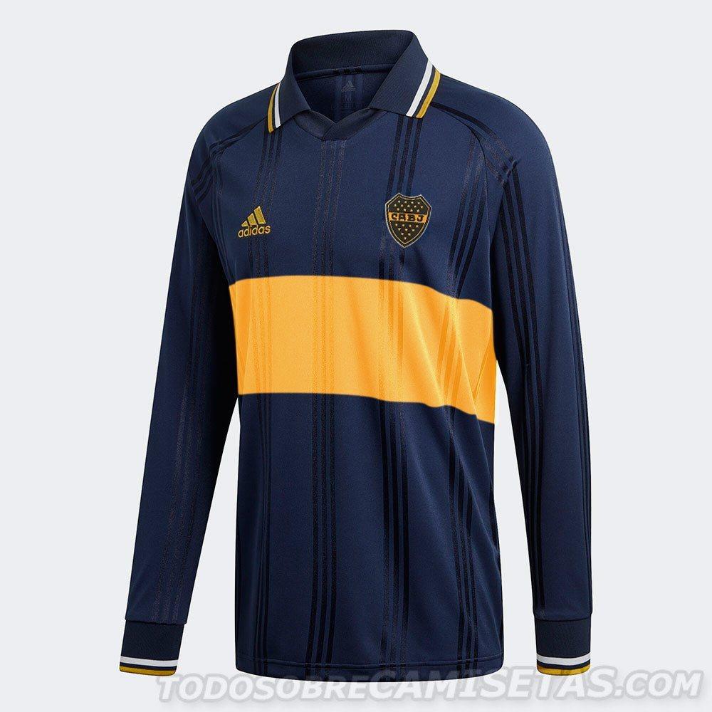 best website 5605f 7defe Unglaubliche Adidas Boca Juniors & River Plate Retro ...