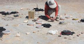 Investigadores de la NASA instalan 72 cromatógrafos en desierto de La Joya en Arequipa