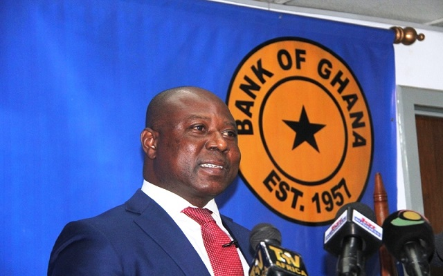 GII slams BoG over US$504,000 gold watches