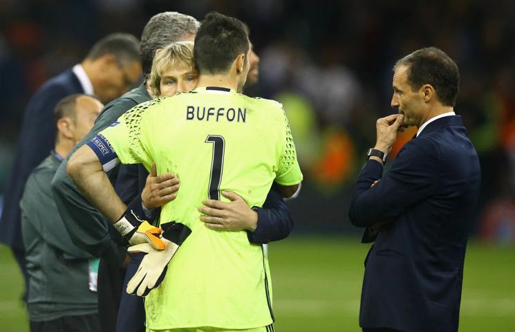 """Buffon: """"Imam još jednu šansu da osvojim Ligu prvaka"""""""