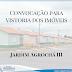 CONVOCAÇÃO PARA VISTORIA DOS IMÓVEIS – JARDIM AGROCHÁ III EM REGISTRO-SP