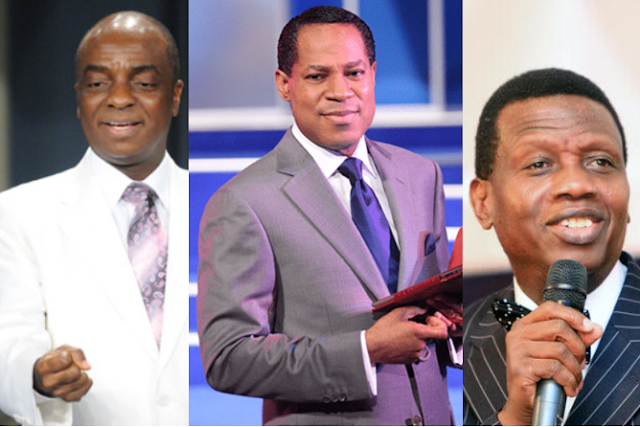 Entering the year 2018, Forbes has released list of richest pastors in the world with the founder and General Overseer of Living Faith Church, Bishop David Oyedepo leading other pastors of the world.