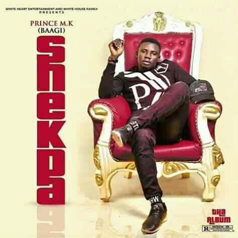 After dropping some hit songs which went viral, the street lover Prince Mk Bagi drops the long awaited and anticipated hit tracks that has been raving for months now titled Shekpa , Prince Mk Shekpa Album , Prince Mk Shekpa Music , Prince Mk Shekpa Songs , Prince Mk Lyrics , Prince Mk Shekpa Video