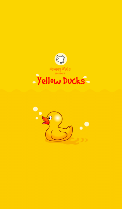 Yellow Ducks