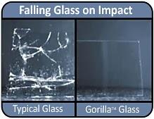 gorilla glass protection