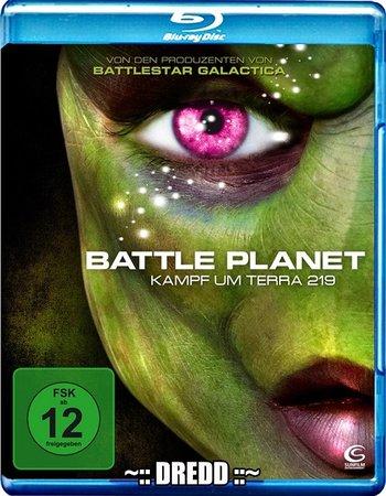 Battle Planet (2008) Dual Audio 720p