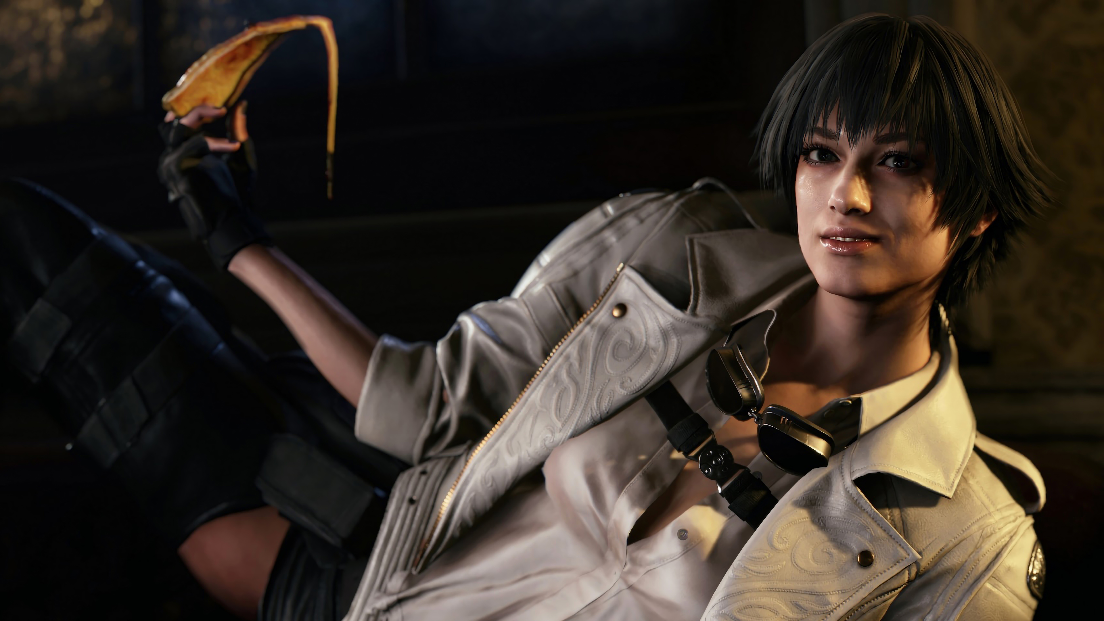 Lady Devil May Cry 5 4k Wallpaper 132
