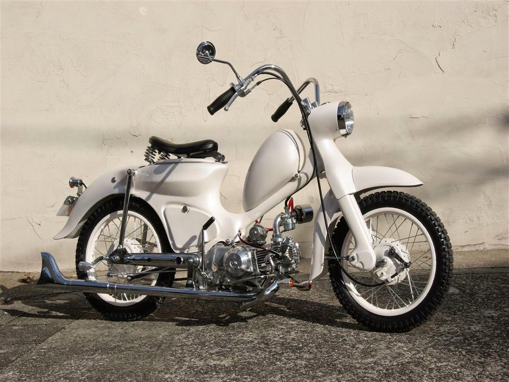 74 Modifikasi Motor Antik Jadul Terbaru Dan Terkeren Kempoul Motor