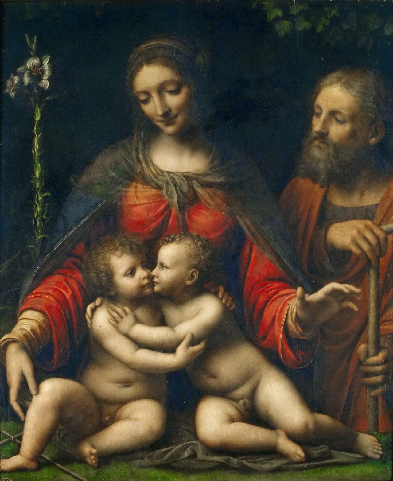 Bernardino Luini (1480/1485-1532)