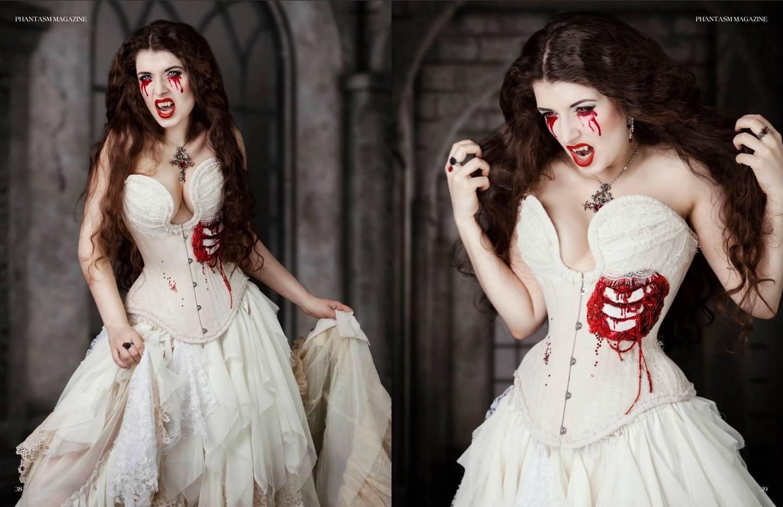 Fantasy Gothic Vampir Märchen Shooting Hamburg