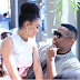 South African actress and TV presenter Pearl Thusi shares loved up photo with fiance