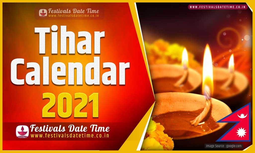 Nepali Calendar 2021 2021 Tihar Date Time in Nepal, 2021 Tihar Nepali Calendar