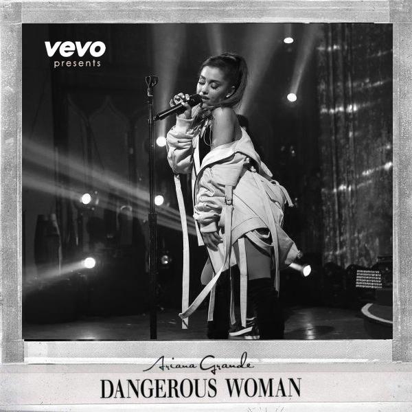 Dangerous woman single m4a