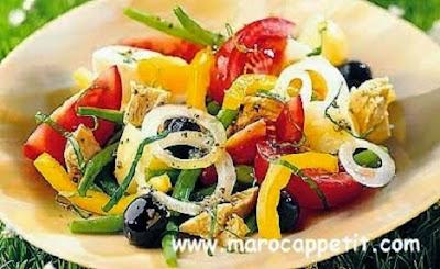 Salade niçoise | Nicoise salad