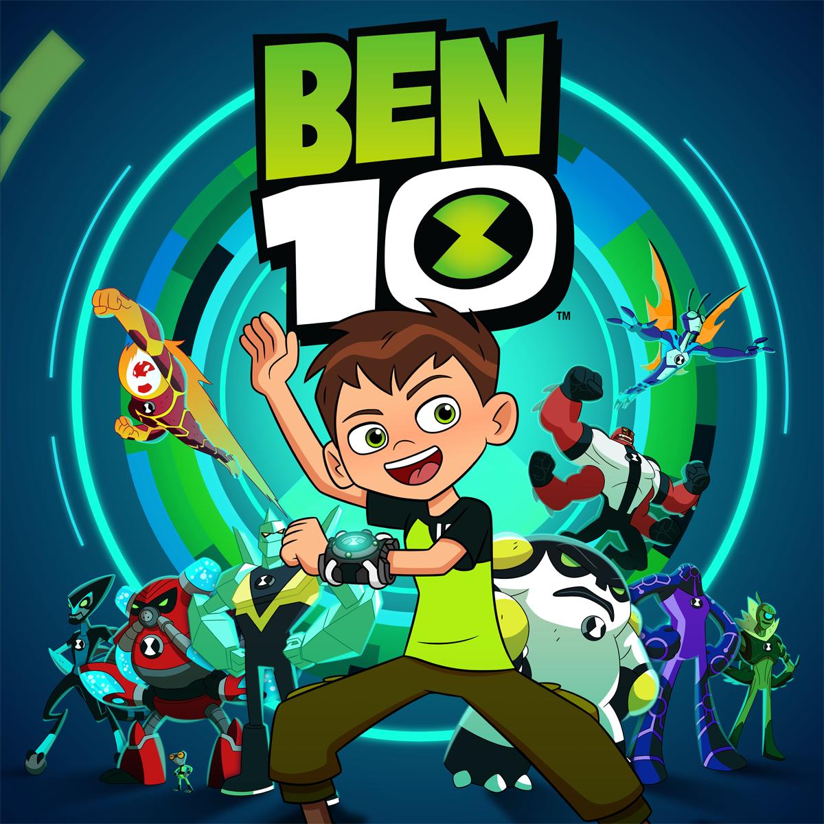 Ben 10 All Series