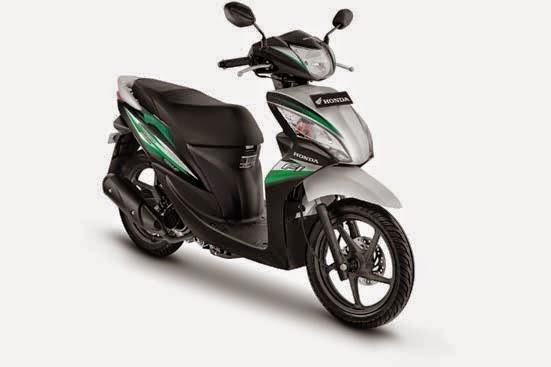 Honda Spacy Helm-In FI