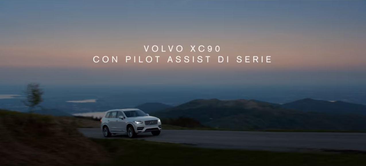 Canzone Volvo XC90 Pubblicità | Musica spot con Pilot Assist di serie