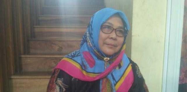 Demi Dukung Prabowo-Sandi, Emak Banten Ini Jalan Kaki Ratusan Kilometer