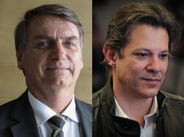 Bolsonaro lidera corrida, mas rejeição cresce 5 pontos