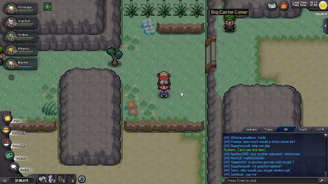 Hướng Dẫn Lấy Mũ Của Ash - Pokemon Revolution Online