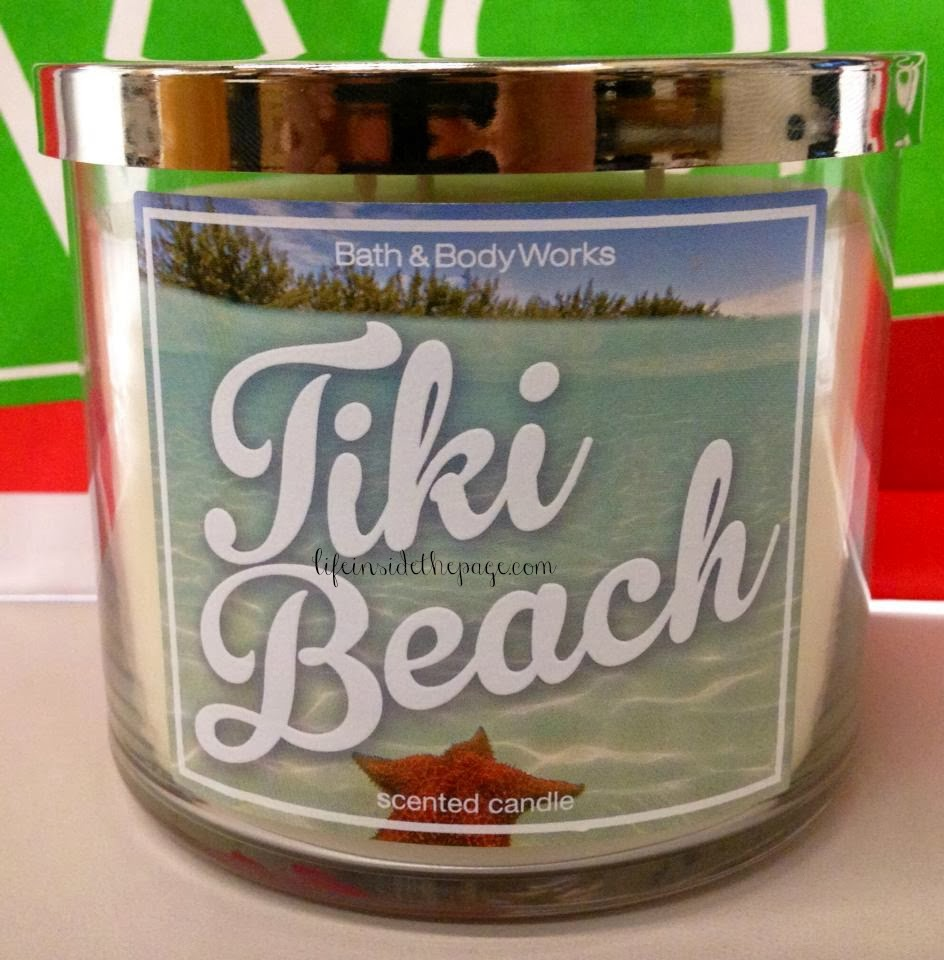 Life Inside The Page Bath Amp Body Works Spring Candles